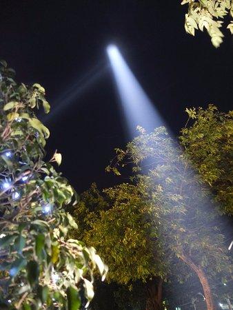 Truong Tien Bridge: Searchlights in the Sky HUE