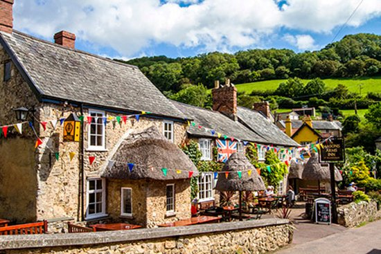Branscombe, UK: The Masons Arms