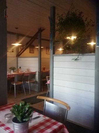 Gourette, ฝรั่งเศส: Salle de restaurant