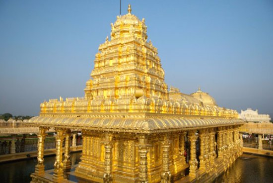 Sripuram Golden Temple : devotional...