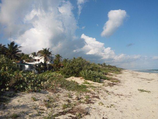 El Cuyo, México: CASAS