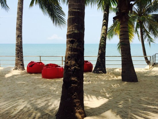Lipa Noi, Thailandia: Nikki Beach Resort Koh Samui