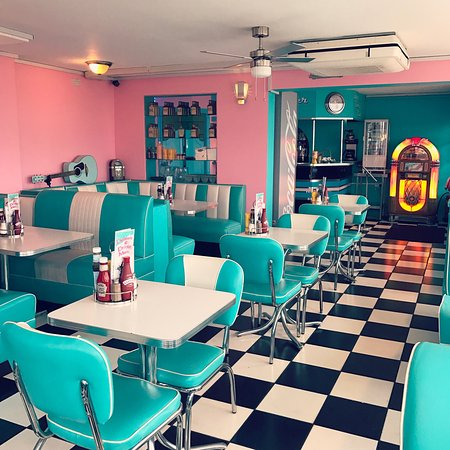 picture of bobby jo 39 s diner southend on sea tripadvisor. Black Bedroom Furniture Sets. Home Design Ideas