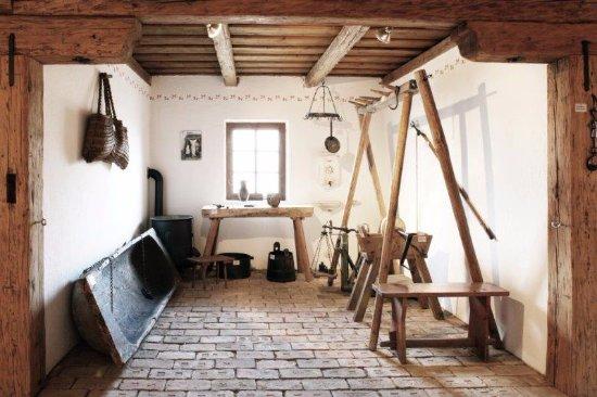 Landwirtschaftsmuseum und Oldtimerausstellung