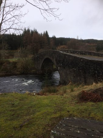 Bridge of Orchy, UK: photo1.jpg