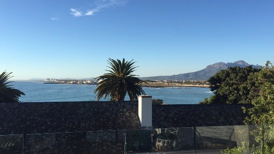 Gordon's Bay, África do Sul: View from our rooms