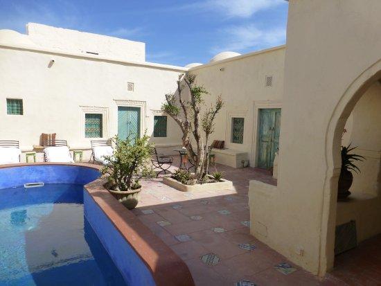 Dar Dhiafa: Djerba, Tunisia