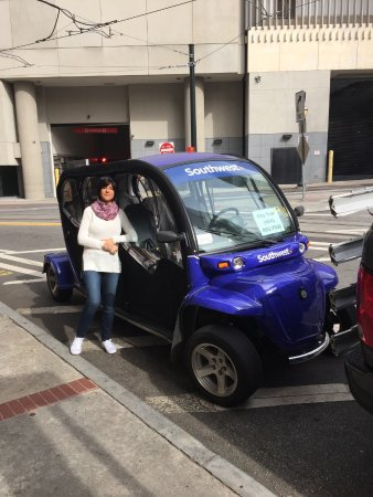 Atl Cruzers Electric Car Segway Tours Our