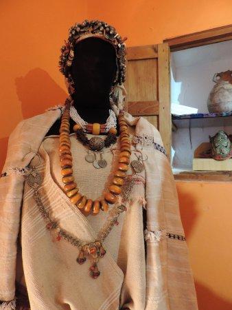 Ecomusee Berbere : Traditional Berber Woman