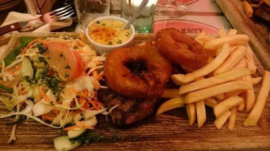 Photo of Steakhouse Mando Steakhouse & Bar at Skomakaregatan 4, Malmö 211 34, Sweden