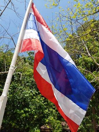 Ao Luek, Thailand: Thai Flag