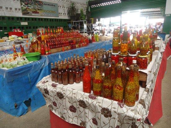 Montes Claros Central Market
