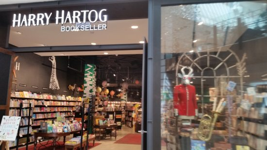 Warringah, Australia: Book shop