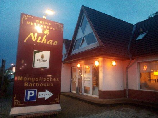 Barsinghausen, Deutschland: Straßenfront (Haupteingang ist auf der Rückseite)