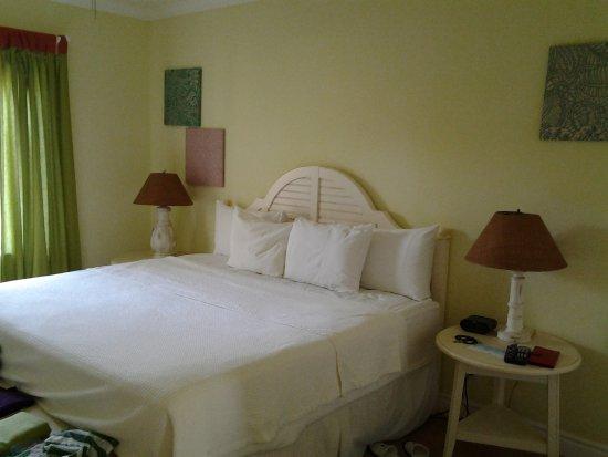 Pineapple Fields Resort: Camera da letto