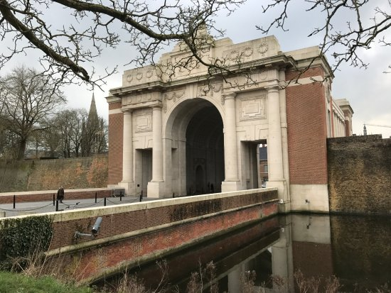 Ypres, Bélgica: a special place