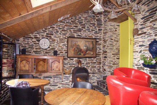 Laniscat, فرنسا: Salon la métairie de roch