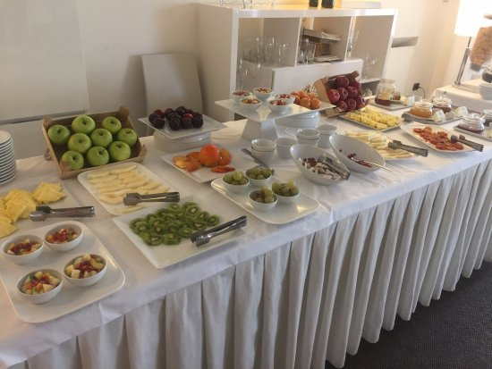 Hotel Borgo Pantano: breakfast