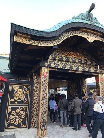 Moto Toshogu Shrine : 水戸東照宮