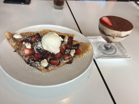 Brighton le Sands, Australia: Dessert