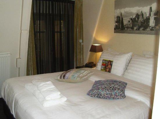 Hotel Sint Nicolaas: My room.....