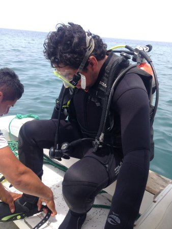 Exploramar Diving: scuba time