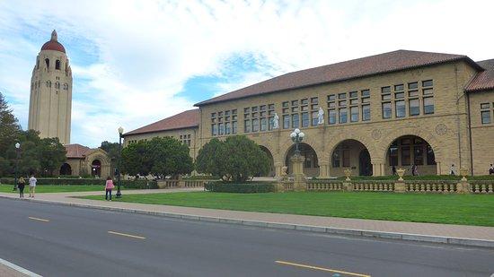 Palo Alto, Kaliforniya: Wohl der bekannteste Anblick der Uni Stanford