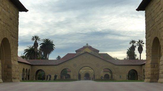 Palo Alto, Kaliforniya: Ein Blick ins Innere des Geländes