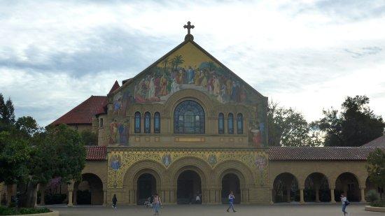 Palo Alto, Kaliforniya: Die Kirche