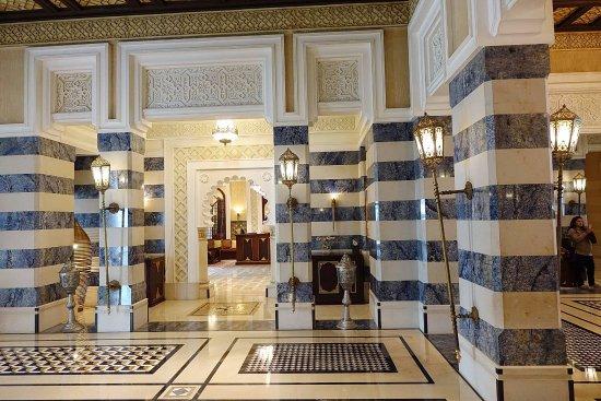 Jumeirah Al Qasr at Madinat Jumeirah: Lobby