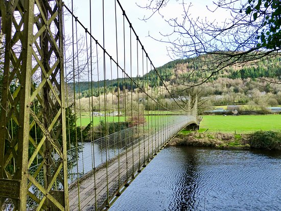 Sappers Suspension Bridge