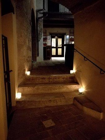 Amelia, Italien: Il nostro benvenuto..