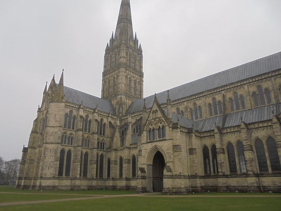 Salisbury Cathedral: @ Cathedral