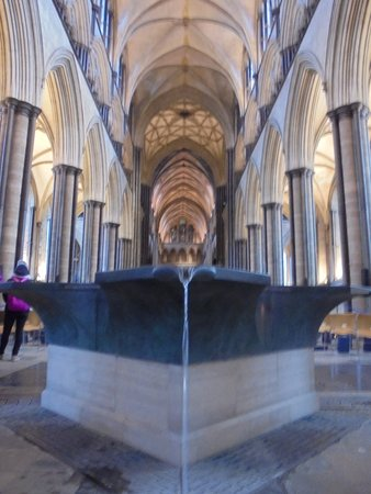 Salisbury, UK: @ Cathedral