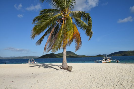 Busuanga Island, Philippines: Pass Island