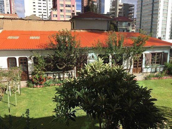 La maison bolivie hotel boutique desde la paz for Apart hotel a la maison la paz bolivia