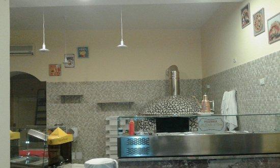 Parete Doro : Forno foto di la pala d oro risto pizza paninoteca parete
