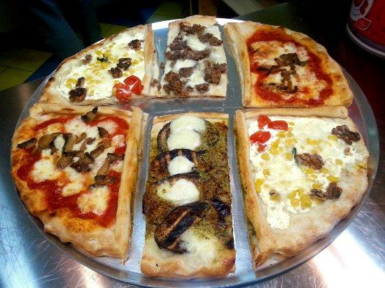 Parete Doro : Pizza foto di la pala doro risto pizza paninoteca parete