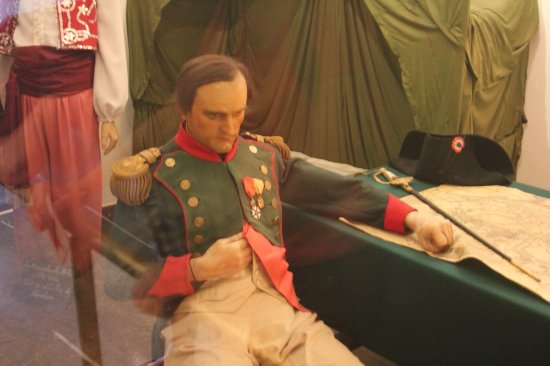 Waterloo, Belgia: Napoleon