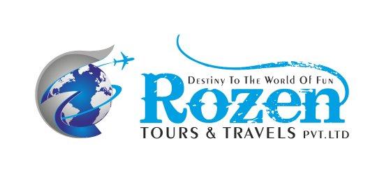 rozen tours & travels logo