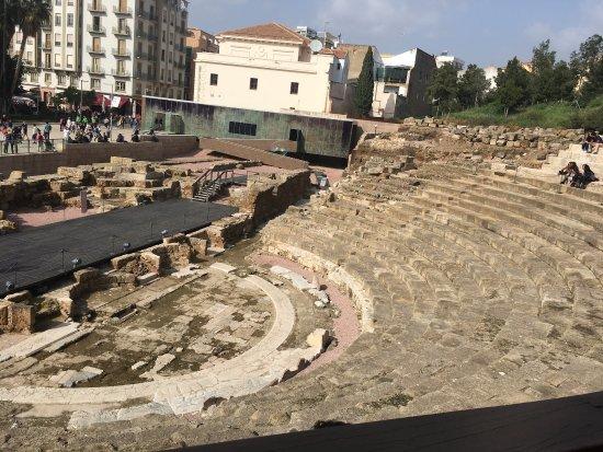 Teatro Romano de Málaga: Roman Theatre