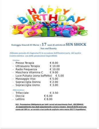 Viagrande, Italia: Il 3 Marzo raggiungiamo 17 anni di attività .