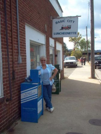 Waynesboro, VA: I have been to the Luncheonette many times. The food is always good and the the entire staff is