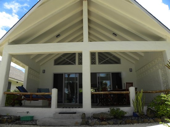 Cooks Bay Villas: Villa 1