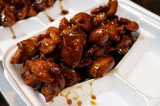 Lehigh Acres, FL: Bourbon Chicken