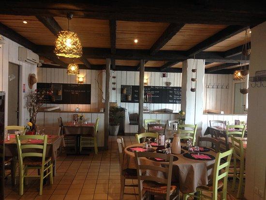 Le kimana jard sur mer restaurant avis num ro de for Jard sur mer restaurant