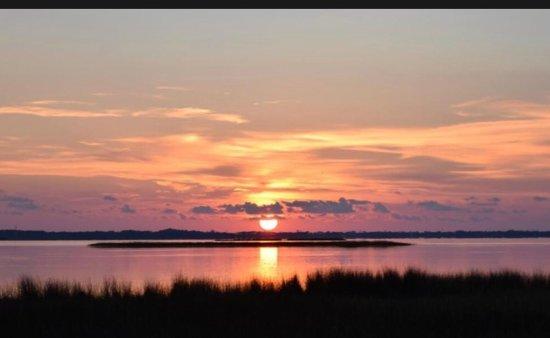 Port Saint Joe, FL: Beautiful Sunset