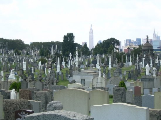First Calvary Cemetery