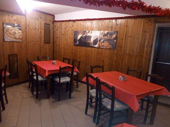 Arvier, Italy: Saletta Interna