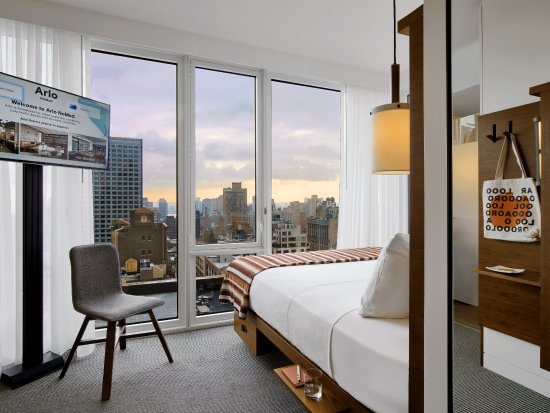 Arlo nomad new york city hotel reviews photos price for Sky design hotel